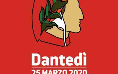 #Dantedì