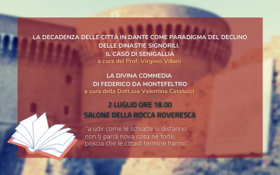 Dante e Senigallia. Conferenza