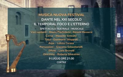 Musica Nuova Festival 9 luglio